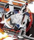 Kamen Rider Fourze Vol.1 [Blu-ray]