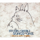 STUDIO GHIBLI / Animation Soundtrack