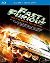 Fast & Furious Pentalogy [Blu-ray]