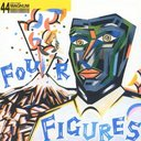 The Live / Four Figures [Cardboard Sleeve] [SHM-CD] [Limited Release]