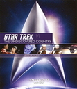 Star Trek Movie Single VI the Undiscovered Country (Star Trek Movie Single 6) Remastered Special Collector's Edition [Priced-down Reissue] [Blu-ray]