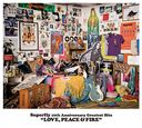 "Superfly 10th Anniversary Greatest Hits ""LOVE, PEACE & FIRE"" / Superfly"