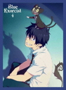 Blue Exorcist (Ao no Exorcist) 4 [w/ CD, Limited Release] [Blu-ray]