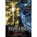 Highlander: The Search For Vengeance Director's Cut Edition/Animation