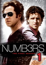 NUMB3RS The Final Season Complete DVD Box Part 1