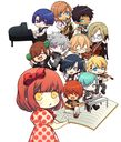 Uta no Princess Sama Music 2 Limited Edition / Game