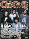 GiGS 2012 July Issue [Cover & Top Feature] THE BACK HORN