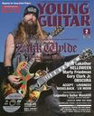 Young Guitar 2013 February Issue w/DVD/Shinko Music Entertainment
