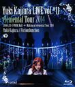 Yuki Kajiura LIVE vol.#11 elemental Tour 2014 2014.04.20 @NHK Hall + Making of LIVE vol.#11 / Yuki Kajiura / FictionJunction