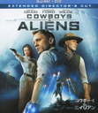 Cowboys & Aliens Mitaken Long Version [Blu-ray+DVD]