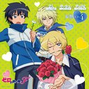 Zero no Tsukaima F (Familiar of Zero F) (TV Anime) Moso CD 4 Saito & Guiche & Julio