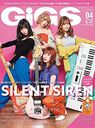 GiGS April 2019 Issue [Cover & Poster] SILENT SIREN