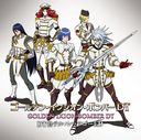"""Ixion Saga DT"" OP Theme & ED Theme: DT Suteru / Let's Go ED [Limited Edition / Type-B]"