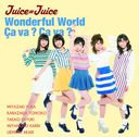 Wonderful World/Ca va ? Ca va ? (Type B) [CD+DVD]
