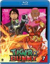 Tiger & Bunny (English Subtitles) 7 [Regular Edition] [Blu-ray]