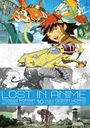 LOST IN ANIME Romain Thomas DESIGN WORKS