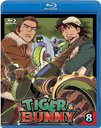 Tiger & Bunny (English Subtitles) 8 [Regular Edition] [Blu-ray]