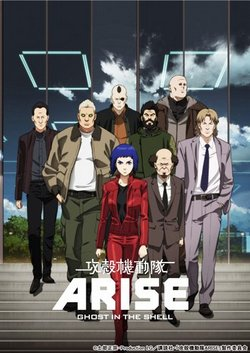 Ghost In The Shell Arise On Pre Order Cdjapan Articles Archive