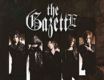 the GazettE live tour 12-13 DIVISION FINAL MELT LIVE