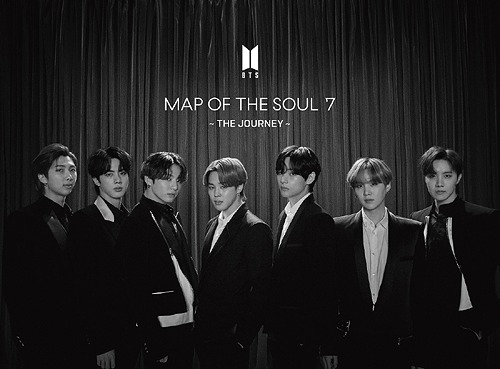 "MAP OF THE SOUL: 7 ""THE JOURNEY"" / BTS"