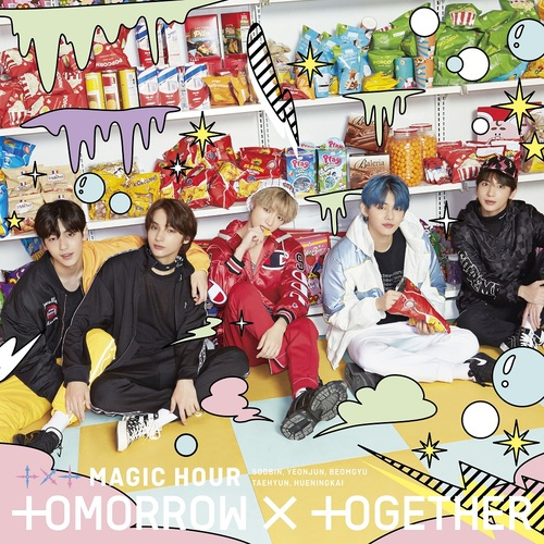 MAGIC HOUR / TOMORROW X TOGETHER