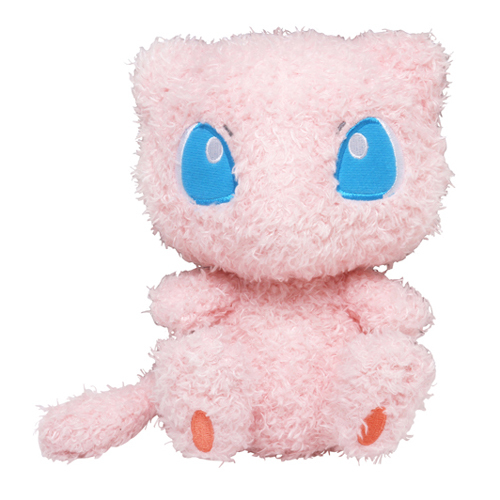 Pocket Monster Pokemon Mokomoko Plushie Mew /