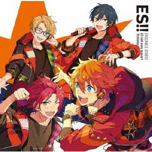 Ensemble Stars!! ES Idol Song Season1 Trickstar / Trickstar