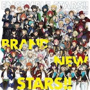 """Ensemble Stars"" App Main Theme Song: BRAND NEW STARS!! / ES Allstars"