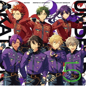 "UNDEAD x Akatsuki ""PERFECTLY-IMPERFECT"" Ensemble Stars!! FUSION UNIT SERIES / UNDEAD, Akatsuki"
