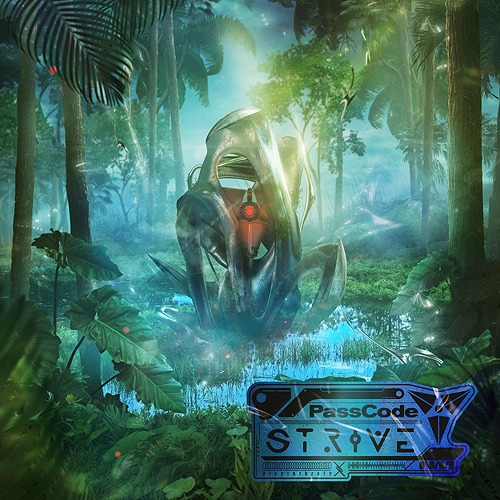 Strive [w/ DVD, Limited Edition]