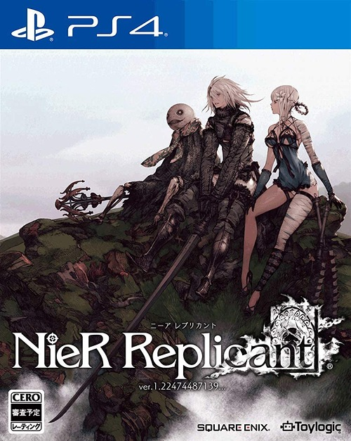 NieR Replicant ver.1.22474487139... / Game