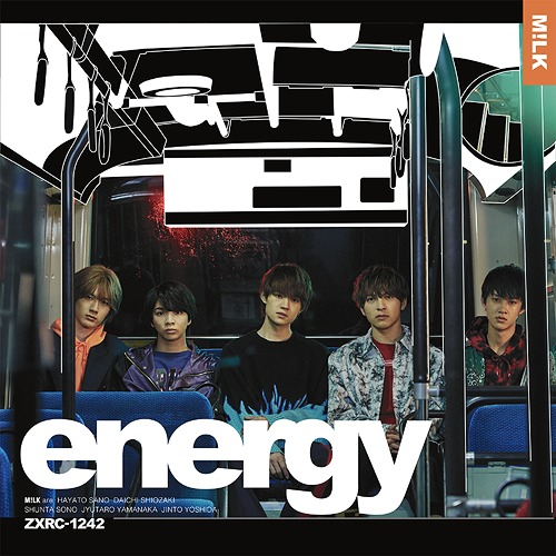 energy [w/ DVD, Limited Edition]
