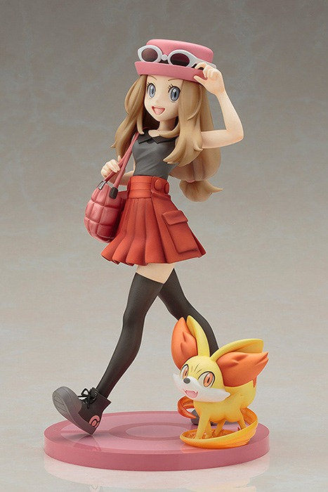 ARTFX J Pokemon (Pocket Monster) Serena with Fokko