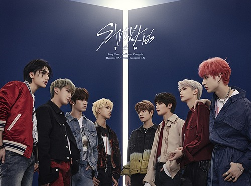 TOP -Japanese ver.- / Stray Kids