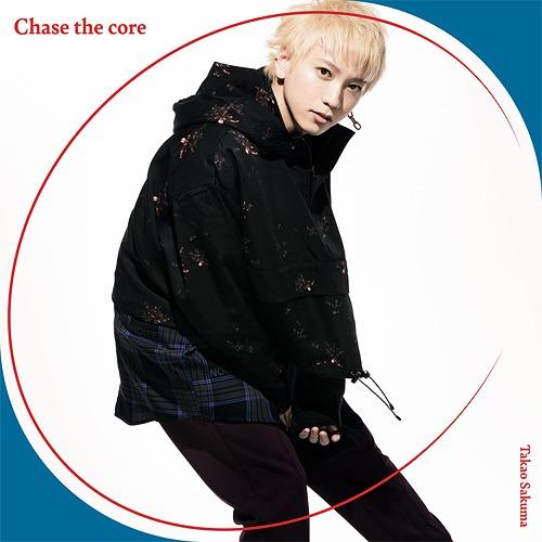 """Skate-Leading Stars (TV Anime)"" Intro Main Theme: Chase the core / Takao Sakuma"