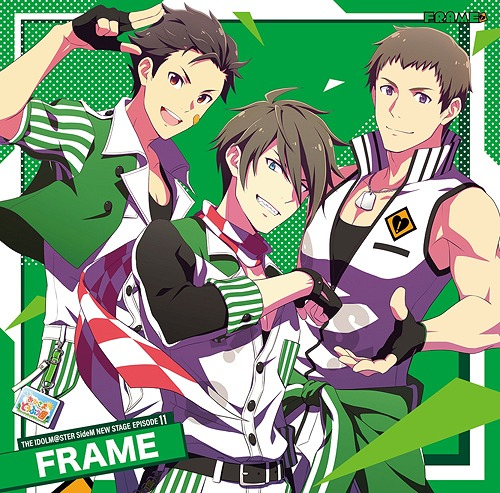 THE IDOLM@STER SideM NEW STAGE / FRAME