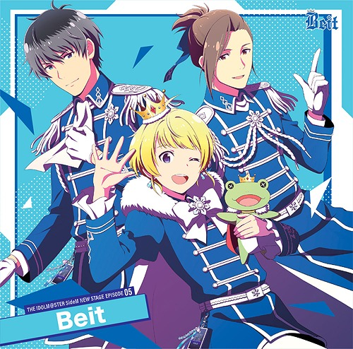 THE IDOLM@STER SideM NEW STAGE / Beit