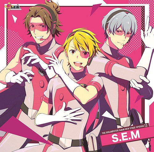 THE IDOLM@STER SideM NEW STAGE / S.E.M