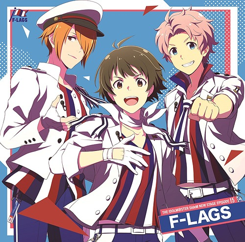 THE IDOLM@STER SideM NEW STAGE / F-LAGS