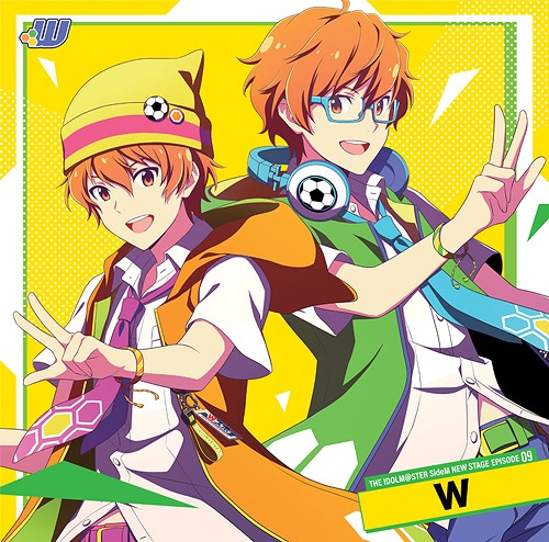 THE IDOLM@STER SideM NEW STAGE / W
