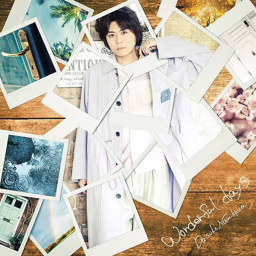 Single: Title is to be announced / Daisuke Namikawa