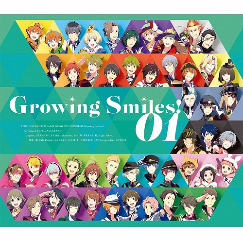 THE IDOLM@STER SideM GROWING SIGN@L / 315 ALLSTARS