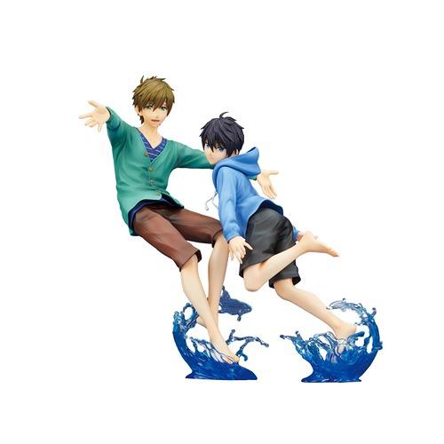 Movie: High Speed! -Free! Starting DAYS- Haruka Nanase & Makoto Tachibana