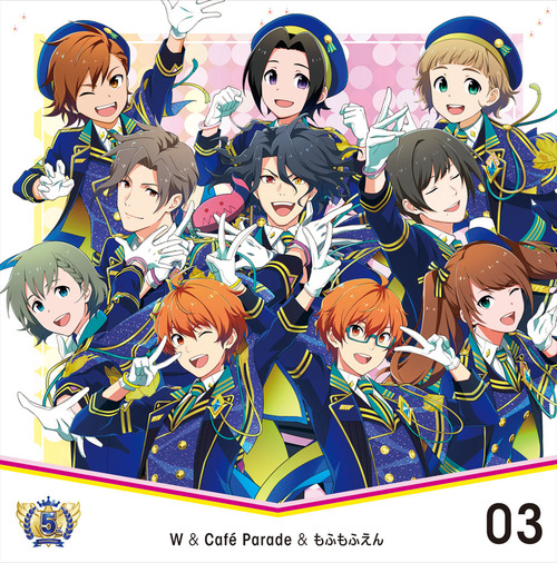 THE IDOLM@STER (Idolmaster) SideM 5th Anniversary Disc / THE IDOLM@STER SideM