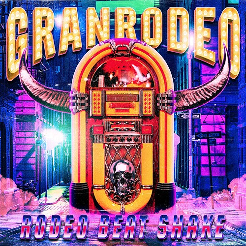 "GRANRODEO Singles Collection ""RODEO BEAT SHAKE"" / GRANRODEO"