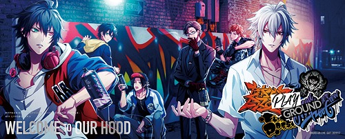 "Hypnosismic-Division Rap Battle-4th Live@Osaka ""Welcome To Our Hood"" / V.A."