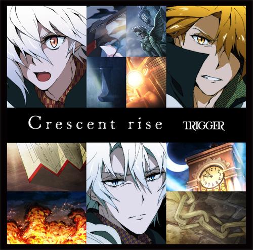 """IDOLiSH7 (APP Game)"" New Single: Crescent rise / TRIGGER"