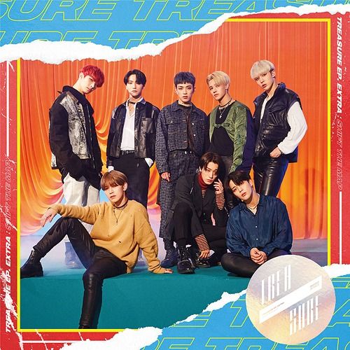 TREASURE EP. EXTRA: Shift The Map / ATEEZ