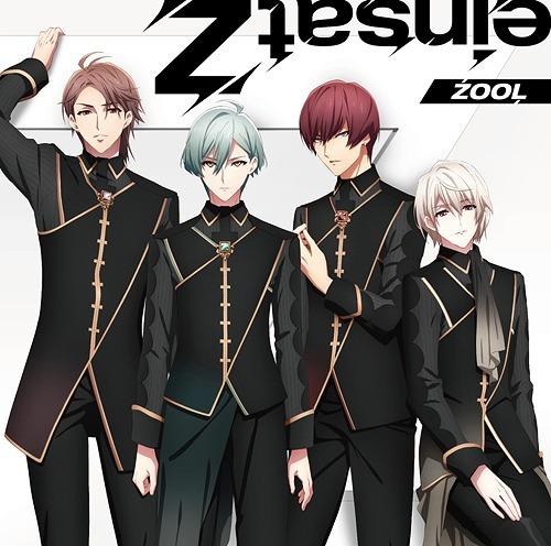 """""""IDOLiSH7 (Idolish Seven) (APP Game)"""" ZOOL 1st Album / ZOOL"""
