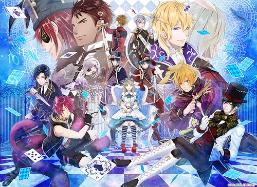 Spade no Kuni no Alice - Wonderful White World - / Game